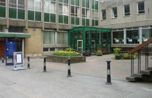 Renfield Centre entrance for Headway